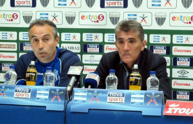 """Ντοστανιτς: """"Να ξεχάσουμε το συντομότερο την ήττα"""""""