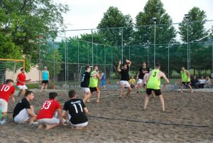 1st International Beach Handball Tournament Nireas Veria 2016