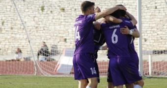 Δείτε πώς κέρδισε η ΒΕΡΟΙΑ στην Ηγουμενίτσα και όλα τα γκολ της Football League