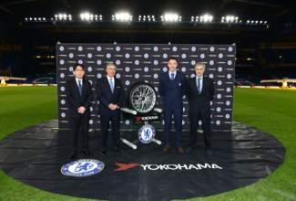 Χορηγική συμφωνία της ΥΟΚΟΗΑΜΑ με τη διάσημη ποδοσφαιρική ομάδα της Chelsea