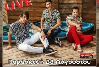 Δύο μόλις ημέρες πριν από τη συναυλία των BOYS AND NOISE στην Αλεξάνδρεια!