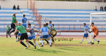 Τα γκολ του ντέρμπι Νάουσα - Τρίκαλα (video)