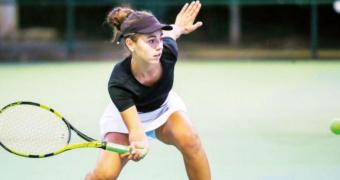 Στον τελικό της κορυφαίας Τενιστικής διοργάνωσης η Λένη Λαζαρίδου