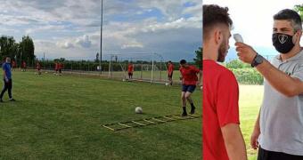 Επέστρεψαν στις προπονήσεις οι νεαροί ποδοσφαιριστές της ΒΕΡΟΙΑΣ