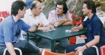 Πριν 24 χρόνια... με τον σπουδαίο Αλκέτα!