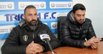 """Γεωργιάδης: """"Ήταν ένα κακό ματς"""" - Μάγγος: """"Τεράστιος σύλλογος η ΒΕΡΟΙΑ"""" (video)"""