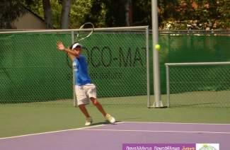 Πρώτος στο Ενωσιακό Τουρνουά Τένις ο Δημοσθένης Ταραμονλής