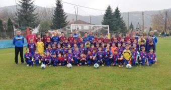 Πρόσκληση γνωριμίας σε νέους ποδοσφαιριστές από την Ακαδημία Βέροιας