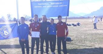 Πρωταθλήτρια νεανίδων η Ιωαννιδου -- Τρίτος ο Αθανασάκης στον παν/νιο ανώμαλο δρόμο