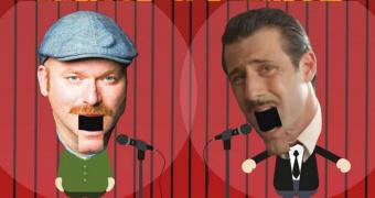 Λευτέρης Ελευθερίου & Aντώνης Κρόμπας - Stand up comedy
