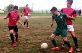 Νίκες για Μακροχώρι και Μακεδόνα στο πρωτάθλημα Νέων Ημαθίας