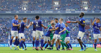 Χάντικαπ στη Γερμανία, γκολ στο Νησί