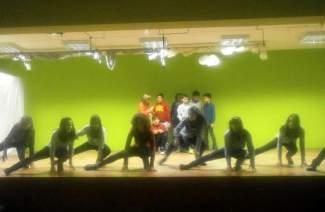 Χορεύουμε στα Ιδιωτικά Εκπαιδευτήρια Βέροιας