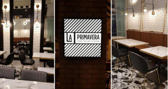 """Εγκαίνια για το Ιταλικό εστιατόριο της Βέροιας """"La Primavera"""""""