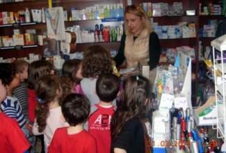 Επίσκεψη των Ιδιωτικών Εκπαιδευτηρίων Βέροιας σε Φαρμακείο