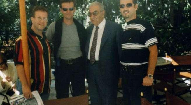 Είκοσι χρόνια πριν... στην Πλάκα