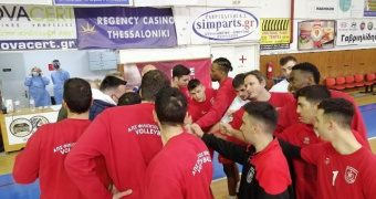 Με ντέρμπι ξαναμπαίνει στο πρωτάθλημα της Volley League ο ΦΙΛΙΠΠΟΣ!