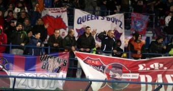 Συλλυπητήρια ανακοίνωση των «Queen's Boyz»
