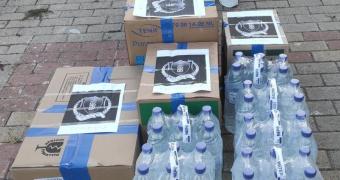 Αλληλεγγύη στους πληγέντες της Καρδίτσας από τον Σ.Φ. ΒΕΡΟΙΑΣ «Θύρα 4»