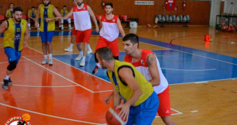 ΦΙΛΙΠΠΟΣ: Φιλικά με Ελευθερούπολη, Μακεδονικό και ΑΟ Αρετσού