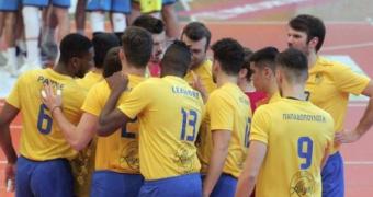Αποχώρηση ομάδας από το πρωτάθλημα της Volley League!