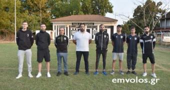 ΠΑΟΚ Αλεξάνδρειας: Παρουσίαση νέου προπονητή και μεταγραφών (φωτο - βίντεο)