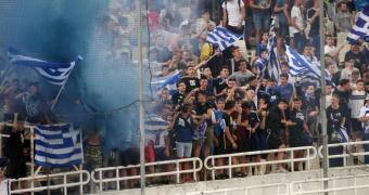 Επιστροφή του κόσμου στα ελληνικά γήπεδα