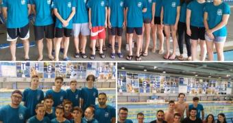 Οι διακρίσεις της Κολυμβητικής Ακαδημίας Νάουσας στο Πανελλήνιο Πρωτάθλημα