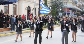 Δεν θα γίνουν παρελάσεις στην Ημαθία λόγω μεγάλης διασποράς του κορωνοϊού