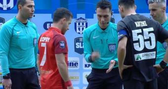 Άνοιξε η αυλαία της 3ης αγωνιστικής στην Super League 2 – Νίκη του Διαγόρα στην Λάρισα