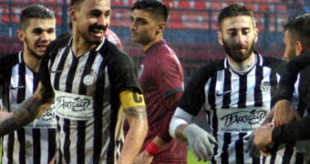 Επέστρεψε στις νίκες (1-0 τον Εδεσσαϊκό) και ελπίζει για την 2η θέση η ΑΓΚΑΘΙΑ