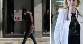 «Κόβεται» στα δύο η Ελλάδα - Έτσι θα γίνει η άρση του lockdown
