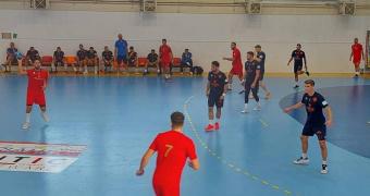 Νίκησε τον Ζαφειράκη ο Φίλιππος στην πρεμιέρα της Handball Premier (video)