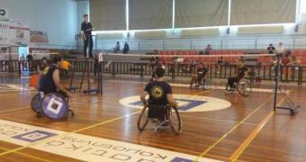 """Με 4 αθλητές συμμετέχει το """"Εν Σώματι Υγιεί"""" στο Πανελλήνιο Πρωτάθλημα Para Badminton"""