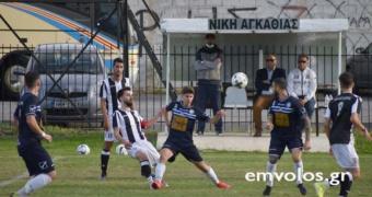 Στιγμιότυπα από τον αγώνα ΠΑΟΚ Αλεξανδρείας - ΠΑΟ Κουφαλίων 0-3 (video)
