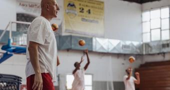 Σ. Τζιουμάκας: «Καλή η προπόνηση αλλά… καθρέπτης είναι το παιχνίδι»