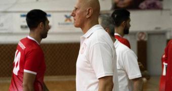 """Σ. Τζιουμάκας: """"Αρχίζουμε τη Volleyleague κόντρα στις 4 κορυφαίες ομάδες..."""""""
