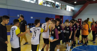 Έδειξαν τον δρόμο Larissa Handball Club και Φέρωνας Βέροιας