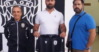 ΠΑΟΚ Αλεξάνδρειας: Ανακοίνωσε συνεργασία με τον Γιώργο Προδρόμου