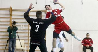 Handball Premier: Eντός ο ΖΑΦΕΙΡΑΚΗΣ, εκτός ο ΦΙΛΙΠΠΟΣ στην 2η αγωνιστική