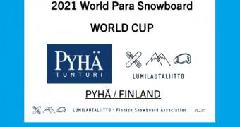 """«Στο Παγκόσμιο Κύπελλο ParaSnowboard o Πετράκης του """"Εν Σώματι Υγιεί""""»"""