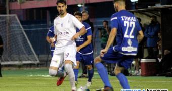 Φάσεις και γκολ από το ντέρμπι ΒΕΡΟΙΑ - Καβάλα 2-0