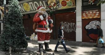 Τρίτο κύμα κορονοϊού μετά τις γιορτές - Παγώνη: Ξεχάστε Απόκριες και Πάσχα!