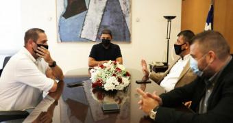 Πραγματοποιήθηκε η συνάντηση SL2-FL με Αυγενάκη - Τι αποφασίστηκε