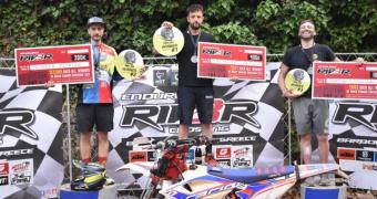Ο Βεροιώτης Γιώργος Νταλιμπίρας νικητής του 4ου Riv3r Hard Enduro Corssing