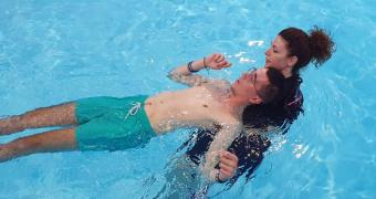 Η θεραπευτική μέθοδος Halliwick στο κολυμβητήριο ΠΗΓΑΣΟΣ Aqua Center