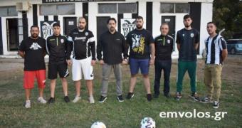 Έξι νέες προσθήκες για τον ΠΑΟΚ Αλεξανδρείας (φωτο - βίντεο)